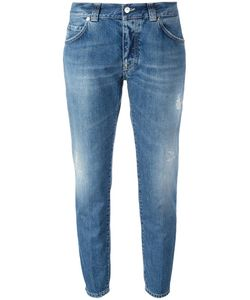 +People | Karen Cropped Jeans Womens Size 26 Cotton