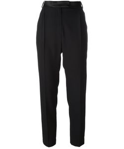 Avelon | Diffuse Cropped Trousers Womens Size 38 Polyester/Spandex/Elastane/Cotton