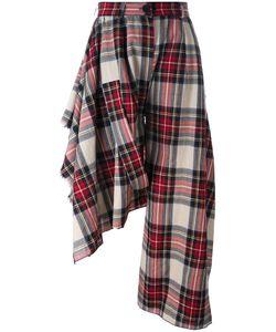 Area Di Barbara Bologna | Asymmetrical Tartan Trousers Womens Size Small
