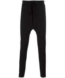 Cedric Jacquemyn   Drop-Crotch Drawstring Trousers Mens Size 48 Wool/Cotton