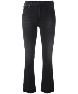 +People | Flared Jeans Womens Size 27 Cotton/Polyester/Spandex/Elastane