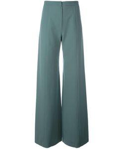 Emanuel Ungaro Vintage | Wide Leg Trousers Womens Size 2