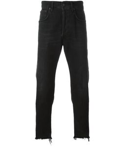+People | Slim-Fit Jeans Mens Size 33 Cotton/Spandex/Elastane