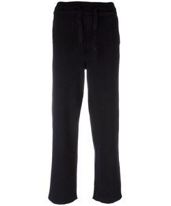 Charlie May | Ribbed Track Pants Womens Size 8 Merino