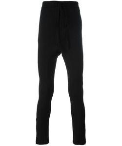 Cedric Jacquemyn   Dropcrotch U-Leg Joggers Mens Size 48 Cotton/Wool/Rayon