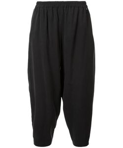 Toogood | Tapered Drop-Crotch Trousers Womens Size 2 Cotton/Silk