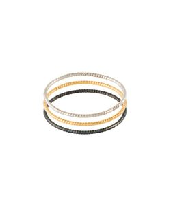 Wouters & Hendrix | Set Of Three Band Rings Womens Size 56
