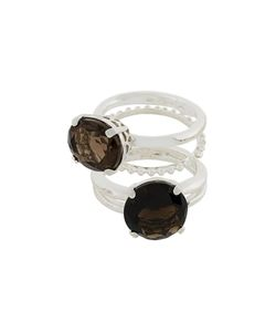 Wouters & Hendrix | My Favourite Stacking Ring Set Womens Size 56