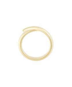 Shaun Leane | 18kt Yellow Gold Interlocking Ring Womens Size 54