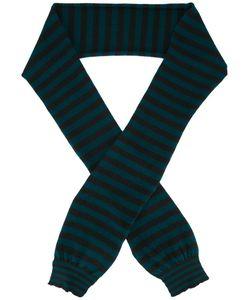 Nuur | Striped Scarf Mens Merino