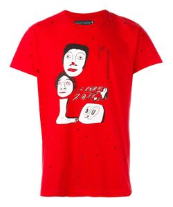 Claire Barrow   Time T-Shirt Adult Unisex Size Medium Cotton