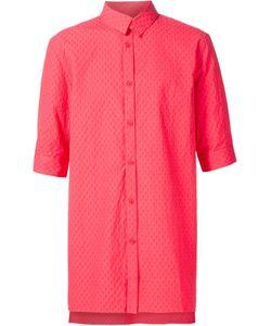 Alexandre Plokhov | Cropped Sleeve Shirt