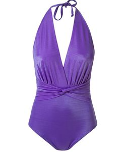 Skinbiquini | Halter Neck Ruched Swimsuit