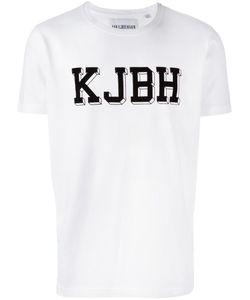 Han Kj0benhavn | Logo Print T-Shirt Adult Unisex Size Large Cotton