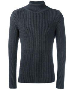 S.N.S. Herning | Real Ribbed Jumper Mens Size Medium Merino/Virgin Wool