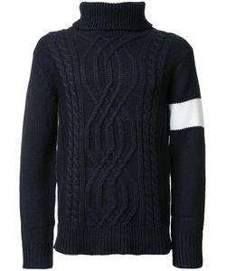 Guild Prime | Cable Knit Jumper Mens Size 2 Acrylic