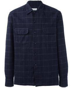 Salvatore Piccolo | Checked Shirt Mens Size 41 Cotton