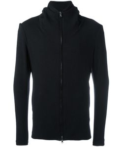 Forme D'expression | Zipped Hoodie Mens Size Large Viscose/Wool