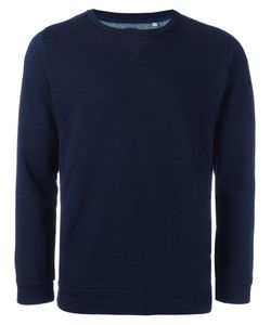 Blue Blue Japan | Loopback Jersey Sweatshirt Mens Size Large Cotton