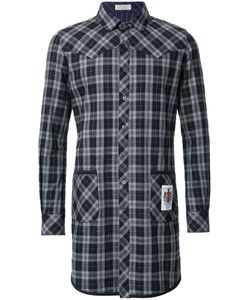 Education From Youngmachines | Checked Shirt Mens Size 3 Cotton/Polyester