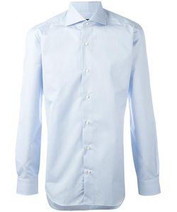 Barba | Classic Button Down Shirt Mens Size 43 Cotton