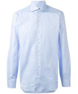 Barba | Classic Shirt Mens Size 43 Cotton