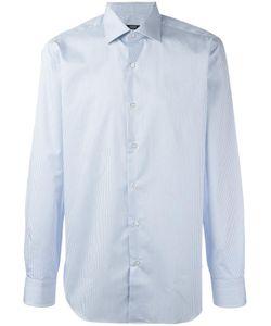 Barba | Striped Shirt Mens Size 42 Cotton