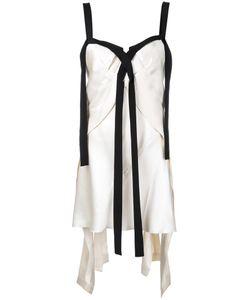 Kitx   Rectangular Interaction Cami Top Womens Size 10 Silk Satin