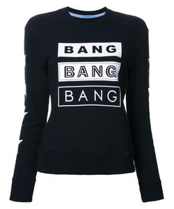 Guild Prime | Bang Print T-Shirt Womens Size 36 Cotton