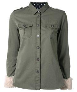 Guild Prime | Chest Pockets Shirt Womens Size 34 Cotton