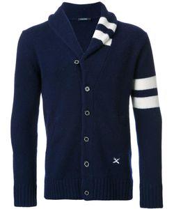 Guild Prime | Shawl Lapel Cardigan Mens Size 2 Lambs Wool