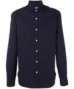 Barba | Classic Button Down Shirt Mens Size 41 Cotton