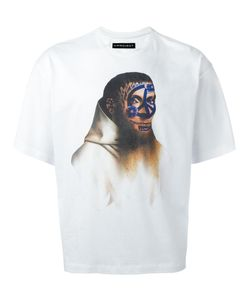 Y / Project   Monk T-Shirt Adult Unisex Size Small Cotton