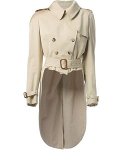 Lutz Huelle | High-Low Trench Coat