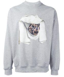 Y / Project   Woman Sweatshirt Adult Unisex Size Large Cotton