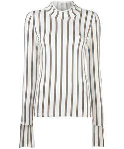 Aalto | Striped Sweater Womens Size 36 Viscose/Spandex/Elastane