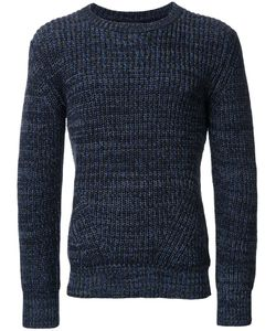 Loveless | Crew Neck Jumper Mens Size 2 Polyester/Acrylic/Wool/Linen/Flax