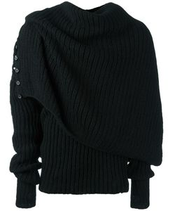A New Cross | Draped Turtle Neck Jumper Mens Size Small