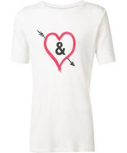 Judson Harmon | X Ampersand T-Shirt Adult Unisex Size Large