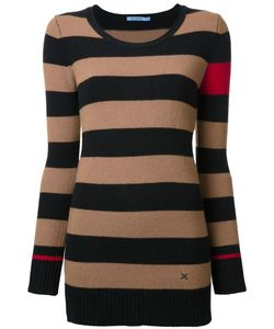 Guild Prime | Striped Jumper Womens Size 3 Lambs Wool