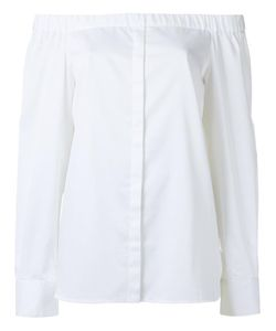 Andrea Marques | Off Shoulder Blouse Womens Size 44 Cotton