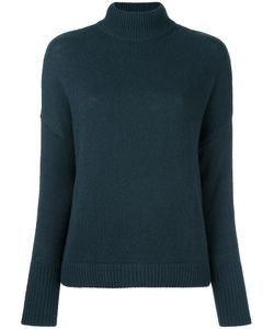 Le Kasha | Island Jumper Womens Size Medium/Large Cashmere