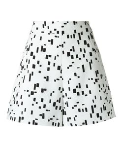 Andrea Marques | Printed Shorts Womens Size 40 Cotton/Spandex/Elastane