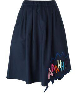 Mira Mikati | Smile Skirt Womens Size 36 Cotton