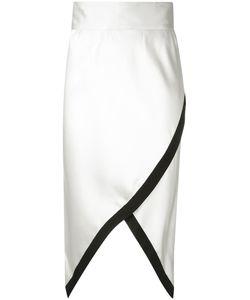 Kitx   The Go Too Skirt Womens Size 8 Silk Satin