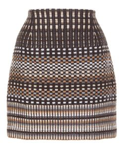 Sophie Theallet | Rhiannon Skirt Womens Size 40 Acrylic/Polyester/Wool