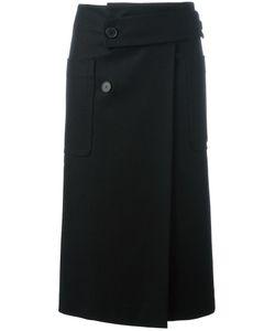 Numerootto | Midi Skirt Womens Size 40 Wool/Cashmere/Spandex/Elastane
