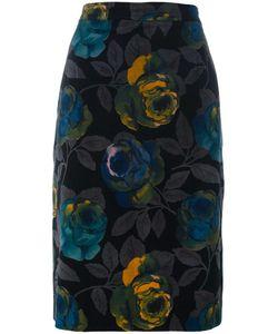 Emanuel Ungaro Vintage | Floral Skirt Womens Size 44