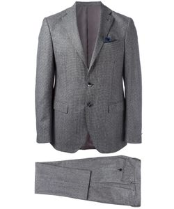 Al Duca D'Aosta | 1902 Fitted Two Piece Suit Mens Size 52