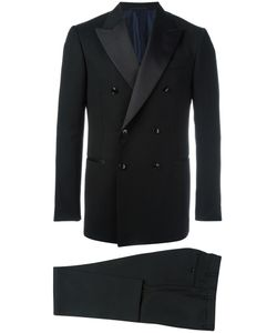 Mp Massimo Piombo | Double Breasted Tuxedo Suit Mens Size 46